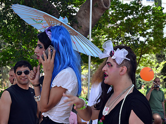 лесбиянки тель-авива фото